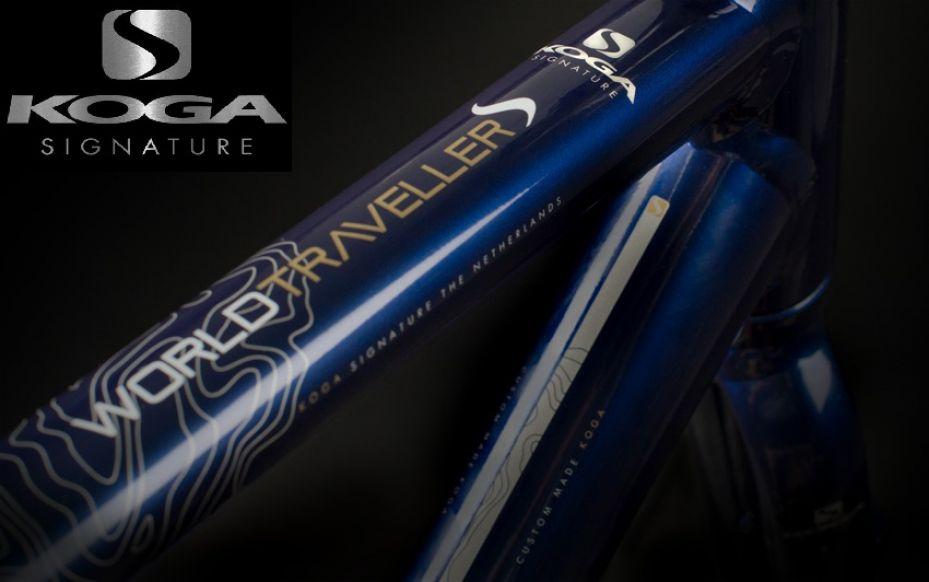 Koga Signature, dé fiets die je zelf kan samenstellen.